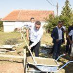 Porodice Simić i Stanojević uskoro u novim kućama