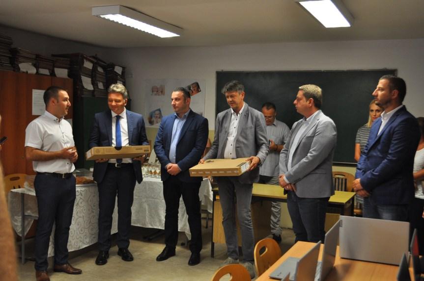 Средња медицинска школа у Грачаници од ове године у систему дигитализације просвете и електронске управе