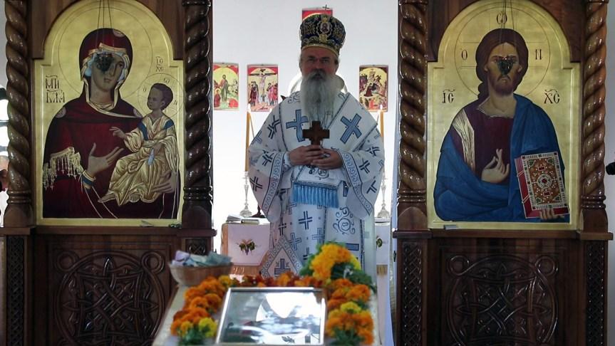 Обележена ктиторска слава у манастиру Девич