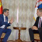 Ђурић захвалио Шпанији због принципијелног става о Косову