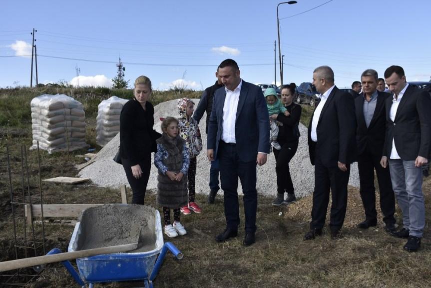 Нова кућа за породицу трагично страдалог Немање Стевића