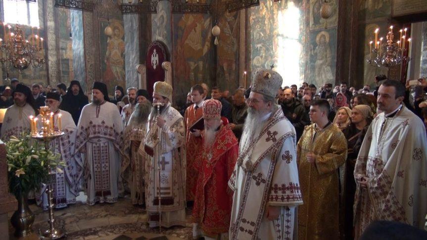 Preko dve hiljade ljudi na obeležavanju slave manastira Visoki Dečani