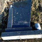 Гробље у Липљану поново на мети вандала, Косовска полиција и овог пута не зна ко су починиоци?