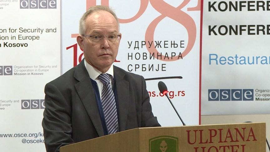 Коха Диторе: Јан Брату нови шеф мисије ОЕБС у Србији