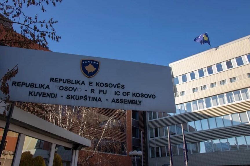 Председништво Скупштине Косова поново о недовршеним тачкама