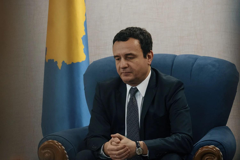 Аљбин Курти не може да буде кандидат за посланика