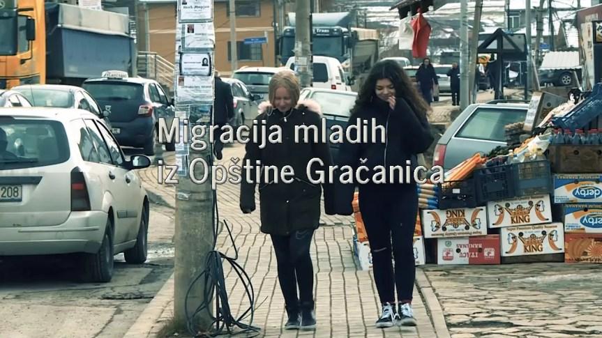 Миграција младих из Општине Грачаница