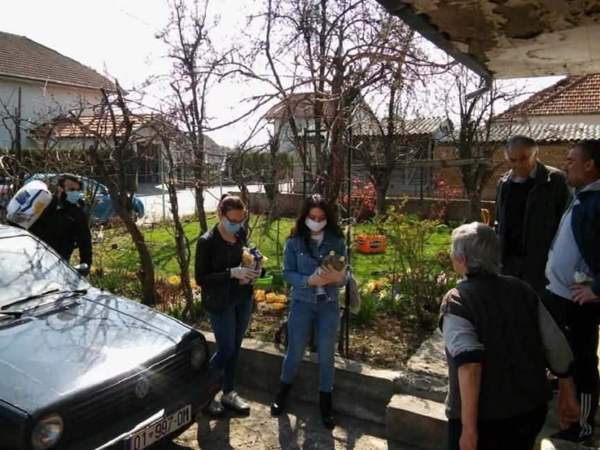 Општина Грачаница у акцији спречавања ширења епидемије вируса COVID-19