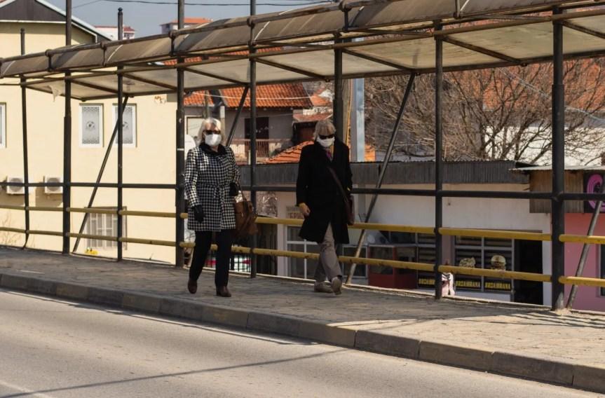 Пораст заразе корона вирусом у српским срединама