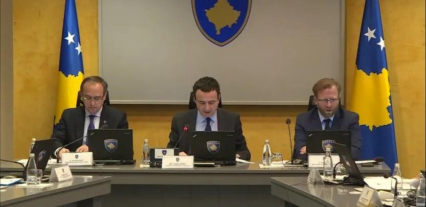 Косовска влада није данас донела одлуку о укидању такси