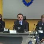 Косовска влада усвојила хитан фискални пакет помоћи у износу од 10,9 милиона евра