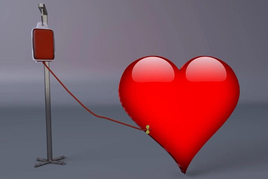 Добровољно давање крви у среду