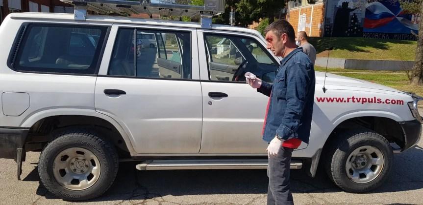 ОЕБС осудио напад на Ненада Миленковића