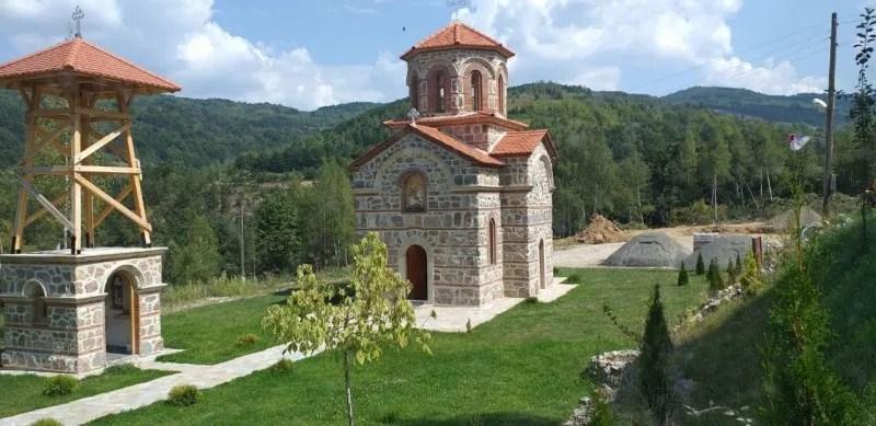 Део грачаничких монахиња и игуманија Стефанида прелазе у манастир Брњак