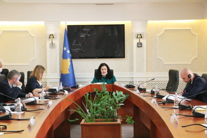 Predsedništvo Skupštine Kosova: Sednica Parlamenta 4. juna, saopštenje samo na albanskom