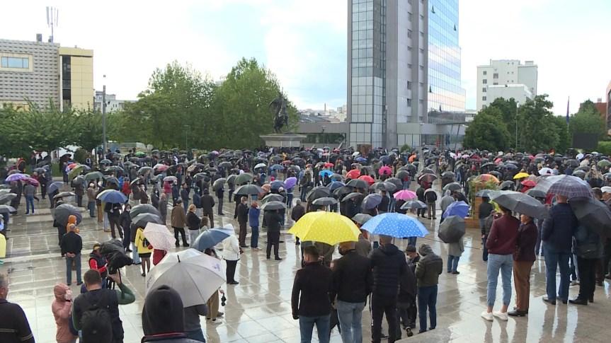 Самоопредељење најавило окупљање 12. јуна на тргу Скендербег у Приштини