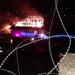 Запаљена кућа Николе Симића у Ораховцу