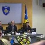 Авдулах Хоти одржао прву седницу Владе без превода за српске новинаре