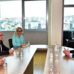 Ракић и Јевтић разговарали са Коснетом о актуелним темама