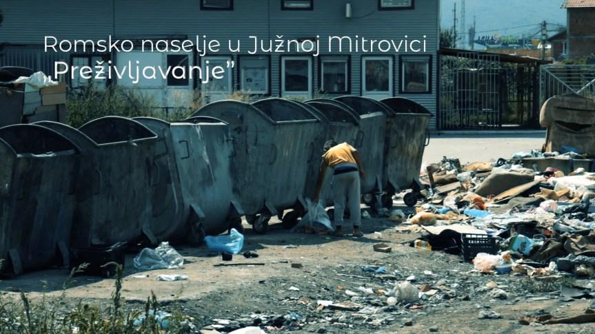 """Ромско насеље у Јужној Митровици – """"Преживљавање"""""""