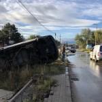 Саобраћајна незгода у Лапљем Селу