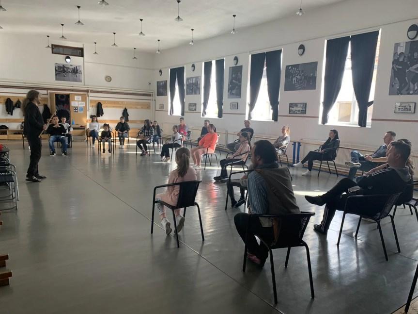 Radionica sviranja na kavalu u Gračanici i Štrpcu