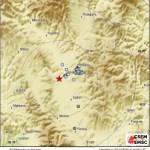 Земљотрес у околини Приштине