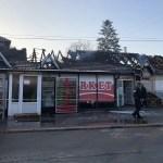 Пожар у пекари у Лапљем Селу, ватра захватила и оближњи маркет