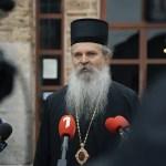 Епископ Теодосије: Патријарх нам је оставио аманет да се никада не смемо одрећи Косова и Метохије