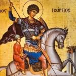 Данас је Ђурђиц, Свети Ђорђе, слава великог броја српских породица