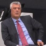 Хашим Тачи: Нисам крив ни по једној тачки оптужнице