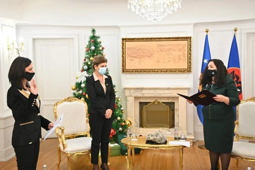 Гордана Лабан Зувић нови члан ЦИК-а у Приштини