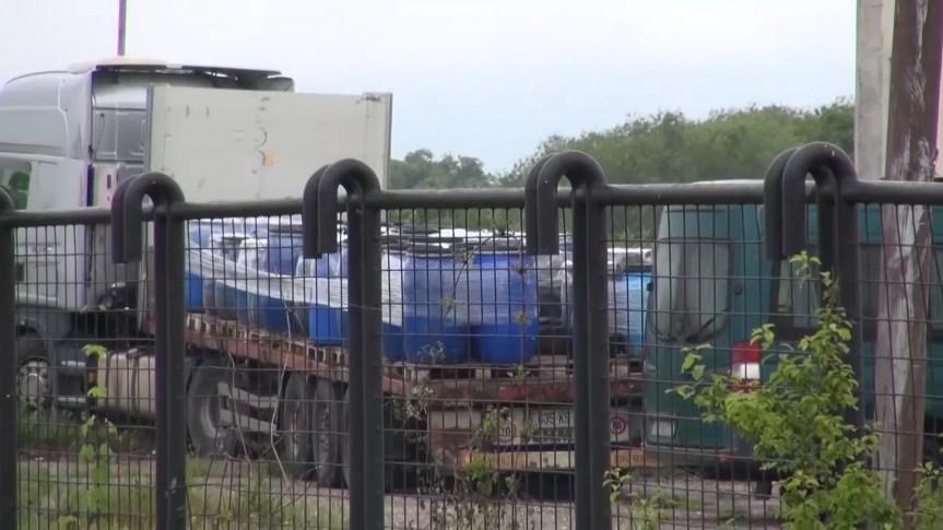 У Гораждевцу још увек ускладиштен хемијски отпад