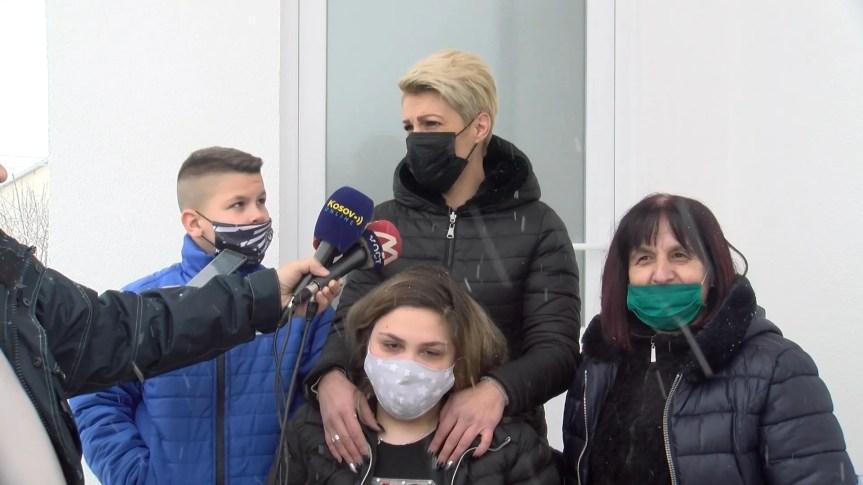 Нова кућа за породицу Љиљане Мирић, нови станови за 22 породице у Угљару
