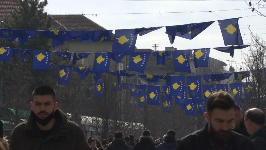 Мас у Приштини: Признање Косова од стране Србије биће један од елемената решења