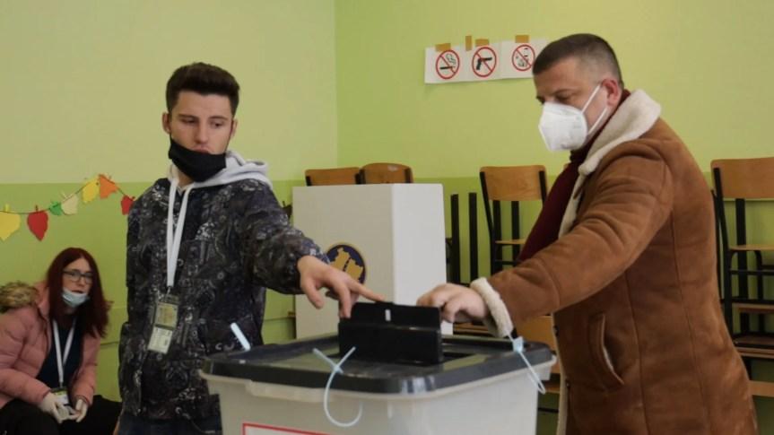 Подршка на изборима у општинама са српском већином