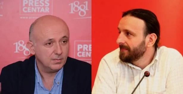 Радомировић и Ракочевић кандидати за председника УНС-а