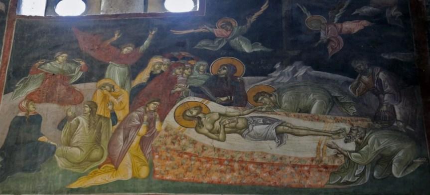 Велика субота – успомена на погреб Исуса Христа