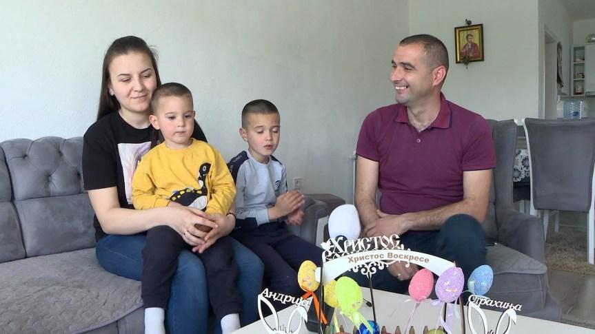 """Грачаница: Празник са породицом Стојковић, """"живите сваки дан као да је Васкрс"""""""