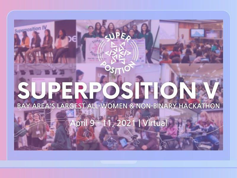Superposition V was held April 9-11, 2021.