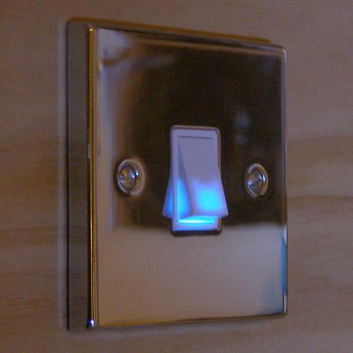 Is God a light switch