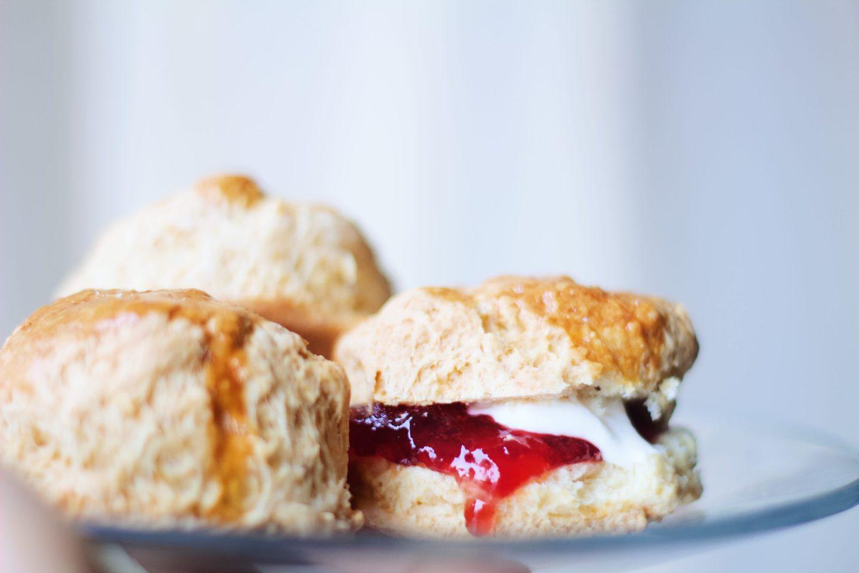 baking scones