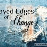Diane Karchner The Frayed Edges of Change