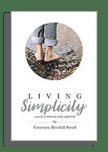 Living Simplicity Bookstore