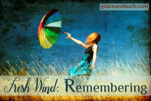Fresh Wind: Remembering Rebecca Montie Preston