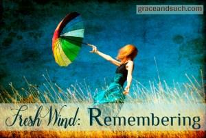 Fresh Wind: Remembering Rebecca Montie Preston
