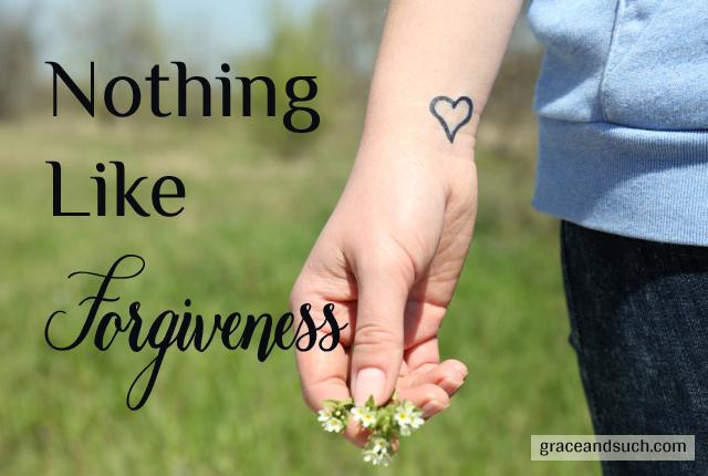 Nothing Like Forgiveness