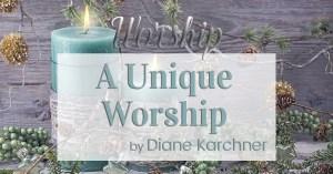 Diane Karchner Worship