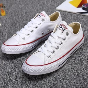 Chuck Taylor All Star Canvas Low-Top Sneakers