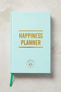 Anthropologie The Happiness 100-Day Planner